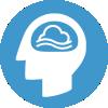 b12 brain fog icon