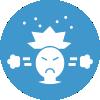 b12 irritability icon